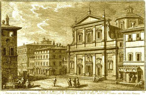 Chiesa di S.Maria della Traspontina