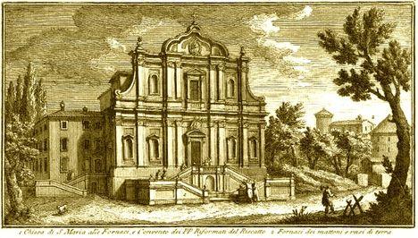 Chiesa di S.Maria delle Fornaci
