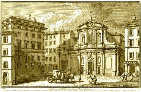 Chiesa di S.Paolo alla Regola