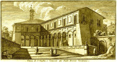 Chiesa e Convento di S.Onofrio