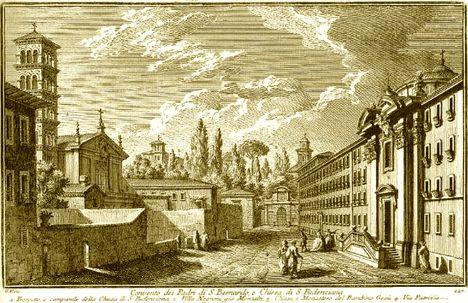 Convento dei Padri di S. Bernardo e Chiesa di S.Pudenziana
