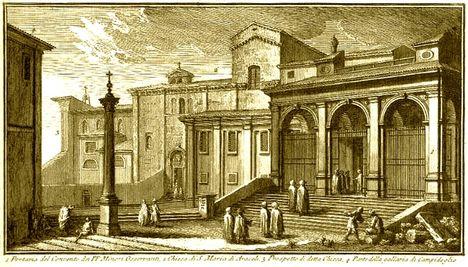 Convento e Chiesa di S.Maria in Aracoeli