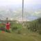 Felvonóval az Alpokra