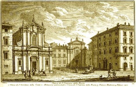 S.Caterina della Ruota