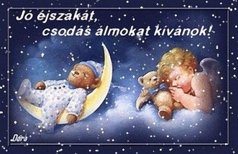 Jó éjt....