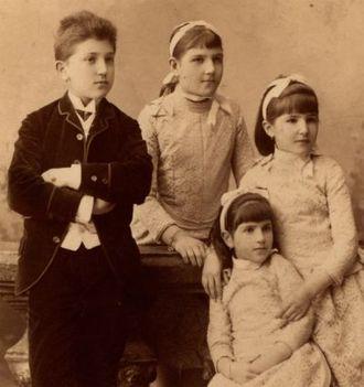 Maleczky gyerekek