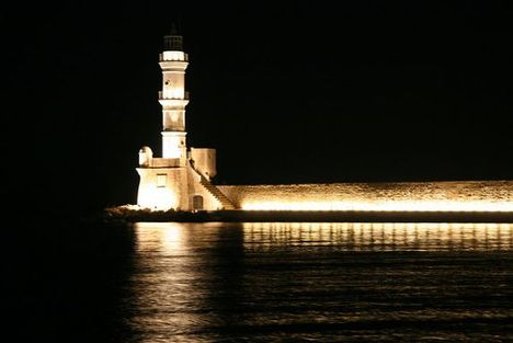 Hania világítótornya