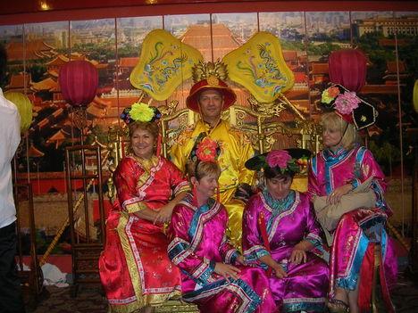 Kína Tiens 4 császárunk