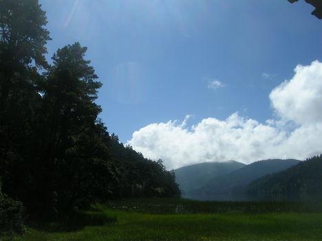 Kína Tiens 7 nyugalom és béke a természetben