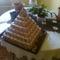 csoki torta 3, piramis