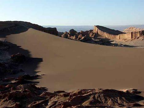 Atacama sivatag, Chile