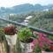 Kilátás Lakones faluból, Korfu