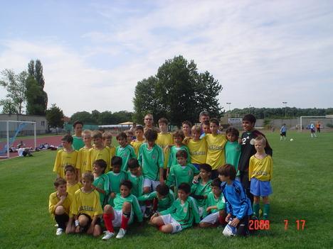 1996-os korosztályunk Mexiko csapatával