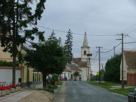 A rk. templom