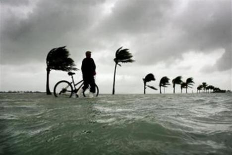 Floridában a Wilma hurrikán tette tiszteletét 2006. augusztus 9-én