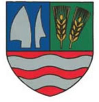 Rábaszentmiály címere