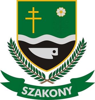 Szakony címere