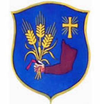 Szárföld címere