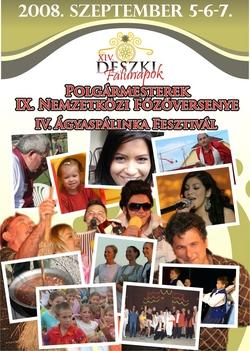 XIV Deszki Falunapok 2008