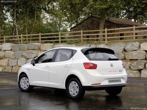 Seat Ibiza Ecomotive 1