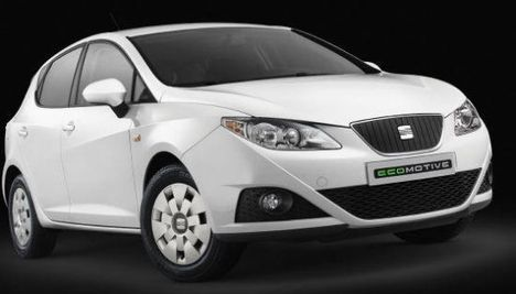 Seat Ibiza Ecomotive 3