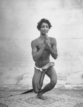 Hindu jógamester