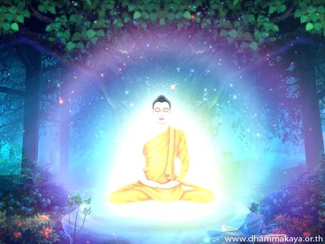 The enlightened body-mind