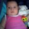Emma 4 hónaposan