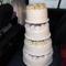 Gyöngyös esküvői torta1