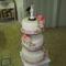 Gyöngyös esküvői torta2