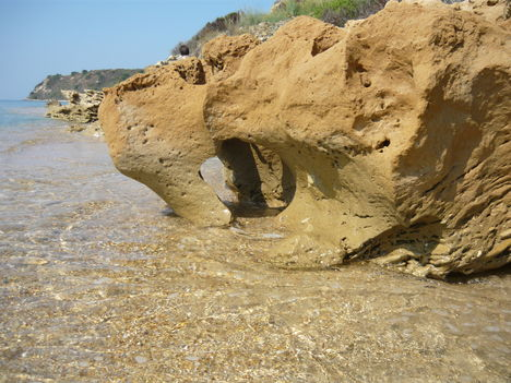 Kefalónia különös sziklái
