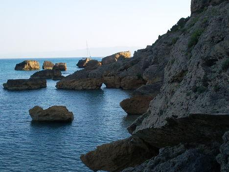 Skala sziklái