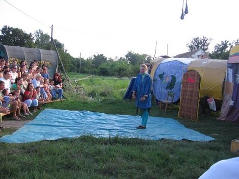 A Circo Soluna előadása augusztus 14-én