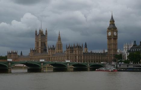 A londoni parlament