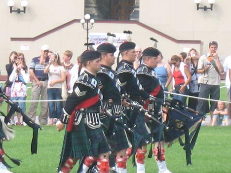 canadai gárda skót dudásai