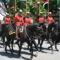 canadai lovas katonák