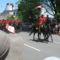 canadai lovas katonák felvonulása
