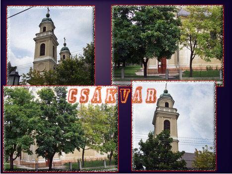 Csákvár római katolikus temploma