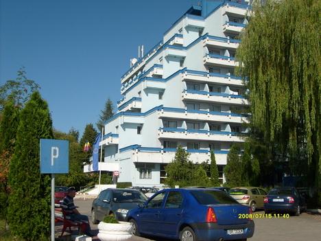 Erdélyi szanatórium hotel.