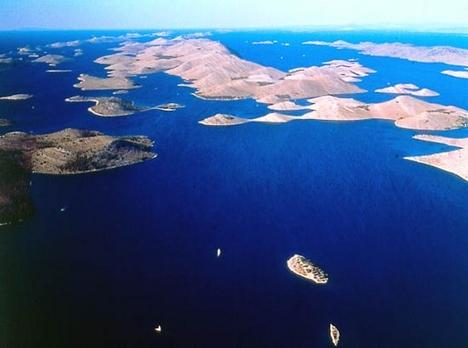 észak horvát tengerpart