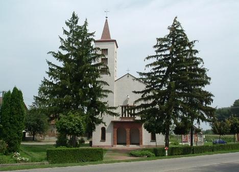 Krisztus Király (kat.) templom