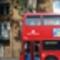 Londoni busz és ház
