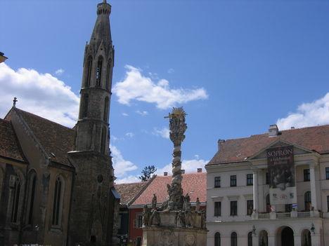 Sopron_Fő tér