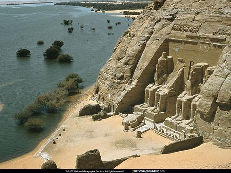 Egyiptom Abu Simbel
