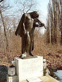 Balázs Árpád sírja