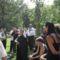 A temetés és a gyászoló család