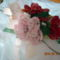 rózsacsokor koszoruslányoknak