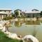 mesterségesen kialakított tó