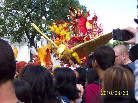 Notting Hill Gate festival