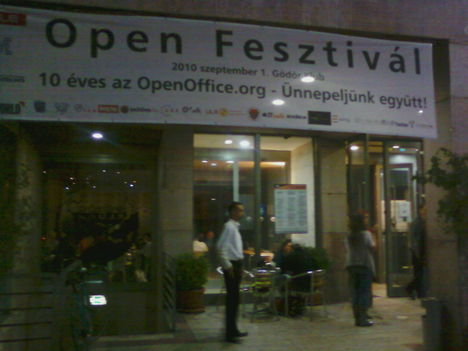 Open Office Konferencia Budapest 1